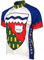 Northwest Territories Cycling Jersey