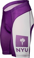 NYU Violets Cycling Shorts
