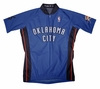 Oklahoma City Thunder Away Cycling Jersey Free Shipping
