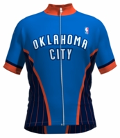 Oklahoma City Thunder Cycling Gear