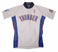 Oklahoma City Thunder Cycling Jersey Free Shipping
