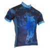 Opart Cyclist Black Men's Cycling Jersey