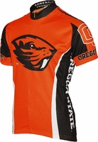 Oregon State University Beavers Cycling Jersey Free Shipping