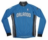 Orlando Magic Away Long Sleeve Cycling Jersey Free Shipping