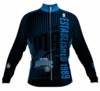 Orlando Magic Retro Long Sleeve Cycling Jersey
