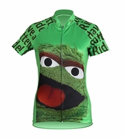 Oscar the Grouch Women's Cycling Jersey