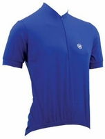 Paceline Blue Cycling Jersey Free Shipping