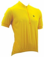 Paceline Yellow Cycling Jersey Free Shipping