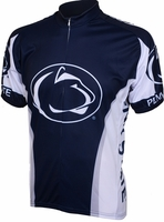 Penn State Nittany Lions Cycling Jersey Free Shipping