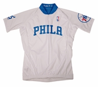 Philadelphia 76ers Cycling Jersey Free Shipping