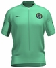 Philadelphia Union Flash Green Keeper Short Sleeve Cycling Jersey