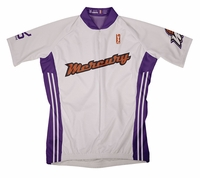 Phoenix Mercury Home Short Sleeve Cycling Jersey