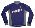 Phoenix Suns Away Long Sleeve Cycling Jersey Free Shipping