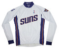 Phoenix Suns Long Sleeve Cycling Jersey Free Shipping