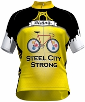 Pittsburgh Cycling Jersey