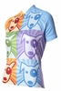 Pop Art Dogs Women's  Cycling Jersey