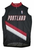 Portland Trail Blazers Away Sleeveless Cycling Jersey Free Shipping
