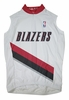 Portland Trail Blazers Sleeveless Cycling Jersey Free Shipping