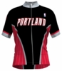 Portland Trailblazers Wind Star Cycling Jersey