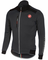 Potenza Cycling Jersey FZ - Anthracite