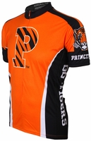 Princeton University Tigers Cycling Jersey Free Shipping