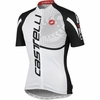 Punto Tre FZ White/Black Cycling Jersey