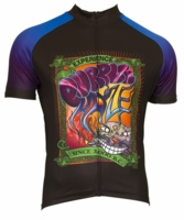 Purple Haze Mens Cycling Jersey