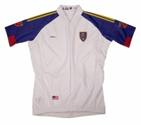 Real Salt Lake Secondary Short Sleeve Cycling Jersey