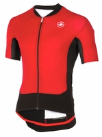 RS Superleggera Cycling Jersey - Ruby Red