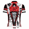 Rush 1974 Cycling Jersey Free Shipping