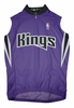 Sacramento Kings Away Sleeveless Cycling Jersey Free Shipping