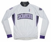 Sacramento Kings Long Sleeve Cycling Jersey Free Shipping