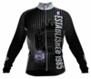 Sacramento Kings Retro Long Sleeve Cycling Jersey