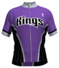 Sacramento Kings Wind Star Cycling Jersey