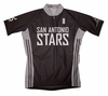 San Antonio Silver Stars Away Short Sleeve Cycling Jersey