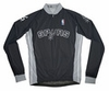 San Antonio Spurs Away Long Sleeve Cycling Jersey Free Shipping