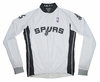 San Antonio Spurs Long Sleeve Cycling Jersey Free Shipping