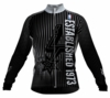 San Antonio Spurs Retro Long Sleeve Cycling Jersey