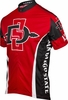 San Diego State University Aztecs Cycling Jersey Free Shipping