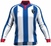 San Jose Earthquakes Long Sleeve Cycling Jersey
