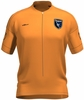 San Jose Earthquakes Lucky Orange Keeper Short Sleeve Cycling Jersey
