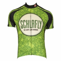 Schlafly APA Men's Short Sleeve Cycling Jersey (2015)