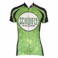 Schlafly APA Women's Short Sleeve Cycling Jersey (2015)