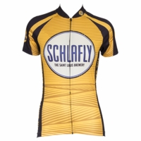Schlafly Hefeweizen Women's Short Sleeve Cycling Jersey (2015)