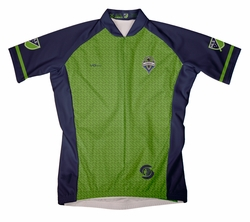 Seattle Sounders Cycling Jerseys