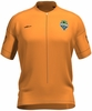 Seattle Sounders FC Lucky Orange Keeper Short Sleeve Cycling Jersey