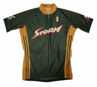 Seattle Storm Away Short Sleeve Cycling Jersey