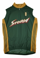 Seattle Storm Away Sleeveless Cycling Jersey