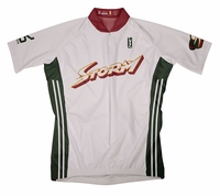 Seattle Storm Home Short Sleeve Cycling Jersey