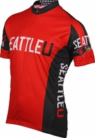 Seattle University Cycling Jersey